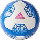 adidas ACE Glider Soccer Ball - White & Blue