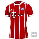 adidas Bayern Munich Authentic Home Jersey 2017-18