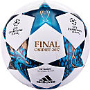 adidas Finale Cardiff Top Trainer Soccer Ball - White & MYSBLU