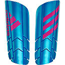 adidas Ghost Pro Shinguards - Blue & Shock Pink