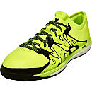 adidas X 15.1 Boost Indoor Shoes - Solar Yellow and Black