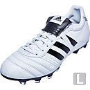 adidas Gloro Soccer Cleats - White and Grey