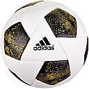 adidas X Glider Soccer Ball - White & Black