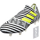 adidas Nemeziz 17+ 360Agility FG - White & Solar Yellow