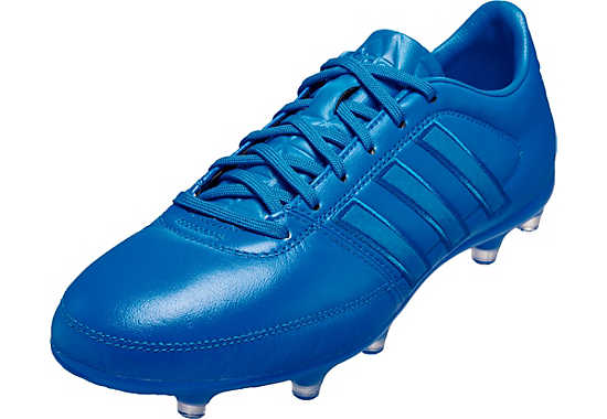 adidas soccer cleats blue