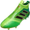 adidas ACE 17+ Purecontrol FG - Solar Green & Black