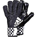 adidas ACE Trans Pro Goalkeeper Gloves - Checkered Flag - Black & White