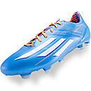 adidas F50 adizero TRX FG Soccer Cleats  Solar Blue with Solar Zest