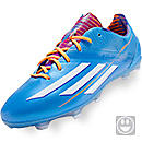 adidas Youth F50 adiZero TRX FG Soccer Cleats Solar Blue