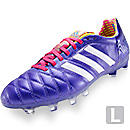 adidas 11pro TRX FG Soccer Cleats  Blast Purple with Vivid Berry