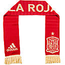 adidas Spain Scarf  Red with Gold