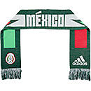 adidas Mexico Scarf  Vivid Green with White