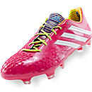 adidas Predator LZ TRX FG Soccer Cleats  Vivid Berry with Solar Slime