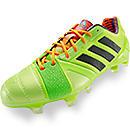 adidas Nitrocharge 1.0 TRX FG Soccer Cleats  Solar Slime & Solar Zest