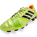 adidas Nitrocharge 3.0 TRX FG Soccer Cleat Solar Slime and Solar Zest