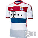adidas Kids Bayern Munich Away Jersey 2014-15