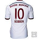adidas Kids Robben Bayern Munich Away Jersey 2014-15