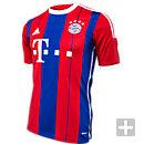 adidas Bayern Munich Home Jersey 2014-2015