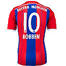 adidas Robben Bayern Munich Home Jersey 2014-15