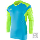 Adidas Youth Precio 14 Goalkeeper Jersey  Super Cyan with Electricity