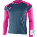 adidas Youth Precio 14 Goalkeeper Jersey  Dark Onix with Bloom