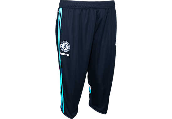 adidas Chelsea 3/4 Pants >> Fast Shipping >> Blue Chelsea ...
