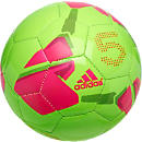 adidas Freefootball Sala Soccer Ball - Solar Green