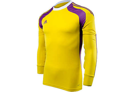 adidas Youth Onore 14 Goalkeeper Jersey  Tribe Yellow
