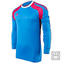 Adidas Youth Onore 14 Goalkeeper Jersey  Solar Blue with Vivid Berry