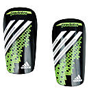 adidas Predator Lesto Shin Guards  Black with Ray Green