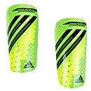 adidas Predator Pro Moldable Shin Guard  Ray Green with Black