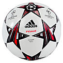 adidas Finale 13 Top Training Ball  White with Metallic Silver