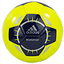 adidas Starlancer IV Soccer Ball  Electricity with Hero Ink