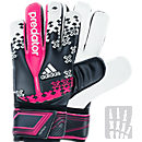 adidas Predator Fingersave Replique  Black with Vivid Berry