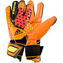 adidas Predator Pro Horizon Goalkeeper Gloves  Solar Zest with Black