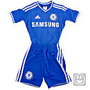 adidas Chelsea Home Mini Kit 2013-2014