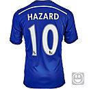 adidas Kids Hazard Chelsea Home Jersey 2014