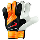 Nike Classic Goalkeeper Gloves  Black with Bright Citrus