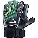 Nike Gunn Cut Pro Goalkeeper Gloves  Black with Dark Army