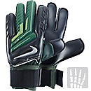 Nike Spyne Pro Goalkeeper Gloves  Black with Dark Army