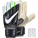 Nike Spyne Pro Goalkeeper Gloves - Black & White