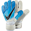 Nike Premier SGT Goalkeeper Gloves - White & Photo Blue