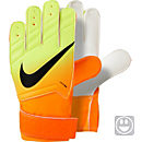 Nike Kids Match Goalkeeper Gloves - Bright Citrus & Volt