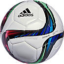 adidas Conext15 Glider Soccer Ball - White and Night Flash