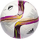 adidas MLS 2015 Glider Ball - White and Flash Pink