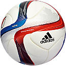 adidas MLS 2015 Official Match Ball - Silver Metallic