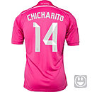 adidas Kids Chicharito Real Madrid Away Jersey 2014-15