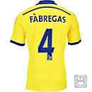adidas Kids Fabregas Chelsea Away Jersey 2014-15