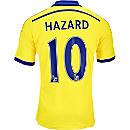 adidas Hazard Chelsea Away Jersey 2014-15