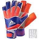 adidas Predator Zones Fingersave Allround Goalkeeper Gloves - Night Flash